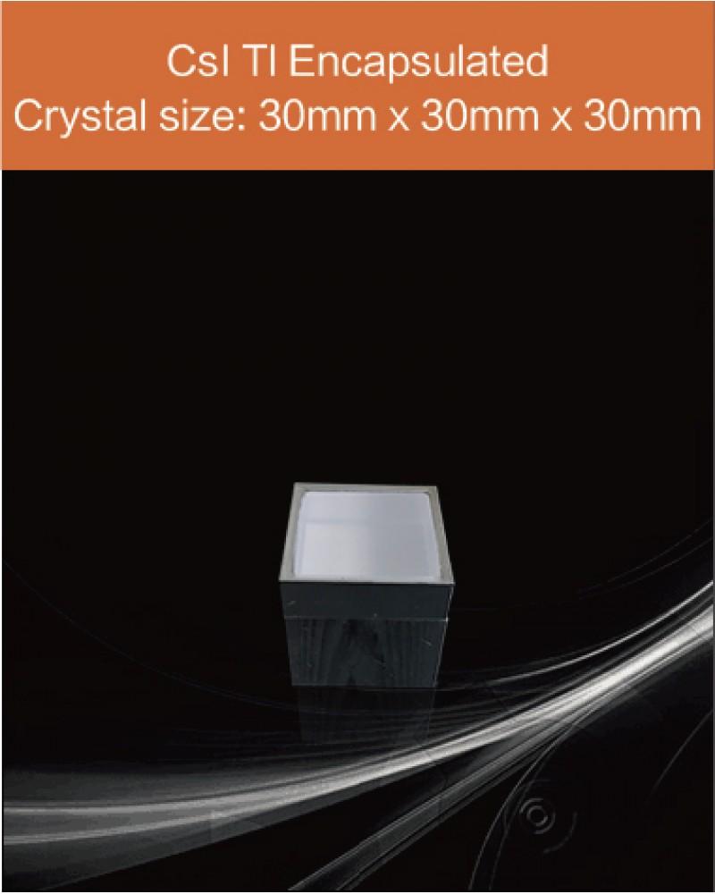 CsI(Tl) scintillator, CsI(Tl) scintillation crystal, Thallium
